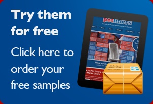 Click here for free bain marie liner samples